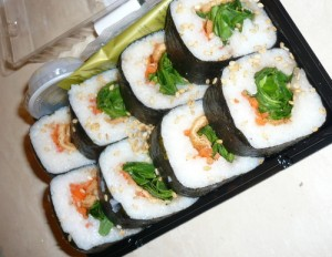 Sushi Rezept für Vegetarier und Veganer ©Flickr.com/Elaine Vigneault