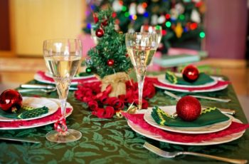 Vegetarisches Weihnachtsmenü Rezept (auch für Veganer geeignet)
