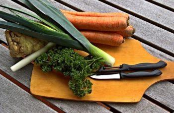 Gelungenes Gemüse Granulat: Gemüsebrühe selbst gemacht