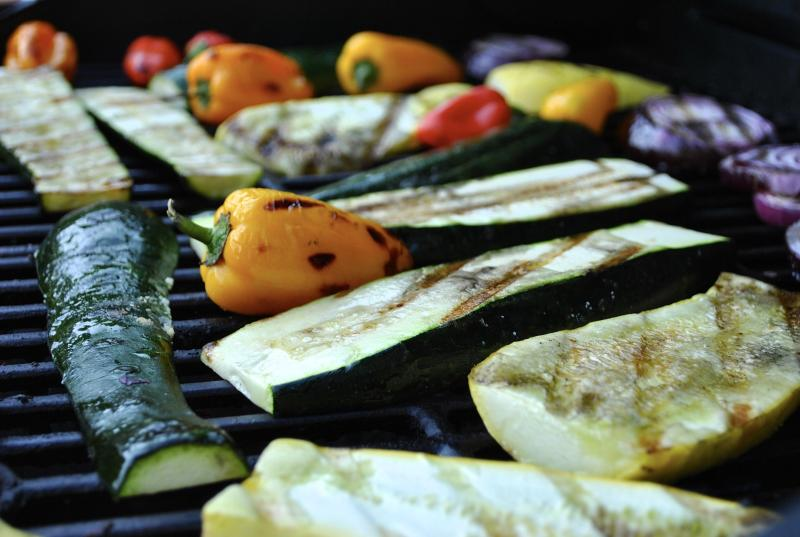 Vegetarisch Grillen: Grillrezepte für den Sommer