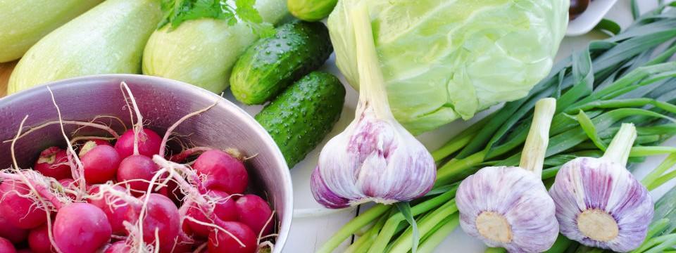 Wenn es mal wieder schnell gehen muss: Tipps für vegetarische Ruck-Zuck-Menüs