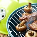 2 Ideen für vegetarische Grillspieße