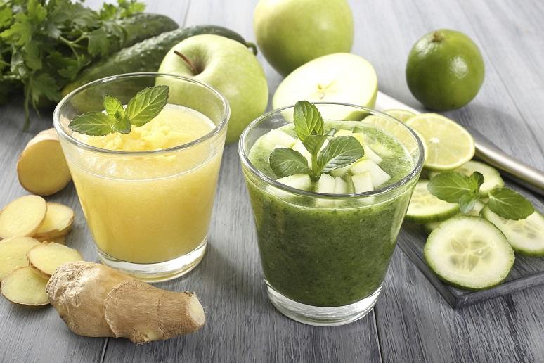 Durch Smoothies mehr Früchte auf den Speiseplan