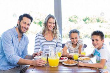 Immer mehr junge Familien legen Wert auf basische Ernährung
